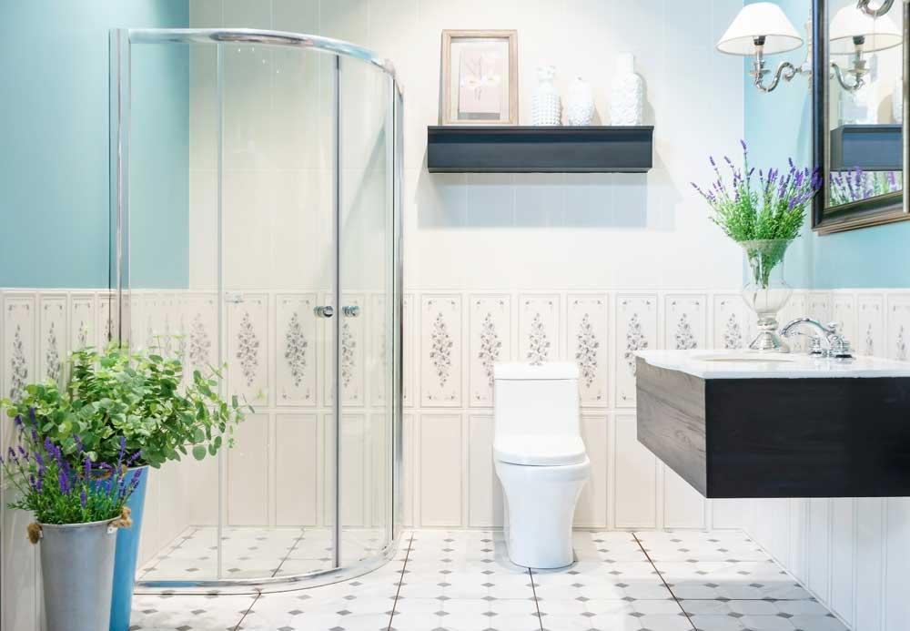 Ventajas de las mamparas de baño y ducha